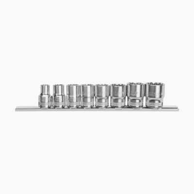 "SOCKET SET 8PCS 3/8""DR"