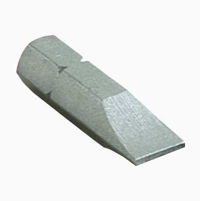 BITS 2PCS SLOTTED 8,0MM