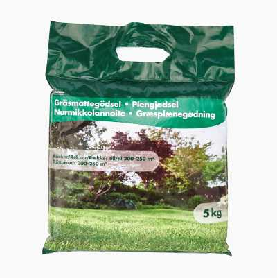 GRASS FERTILIZER