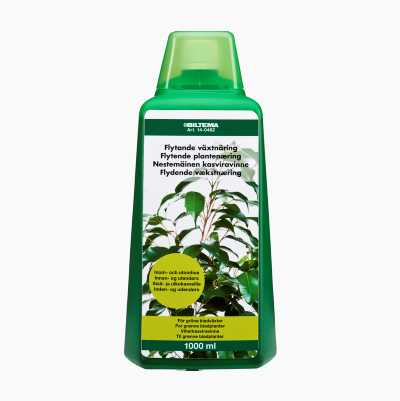LIQUID FERTILIZER LEAF 1L