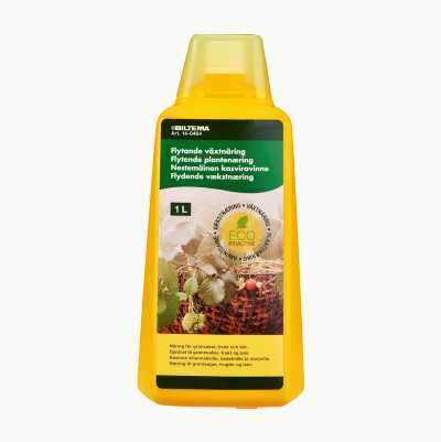 LIQUID FERTILIZER VEGETABLE 1L