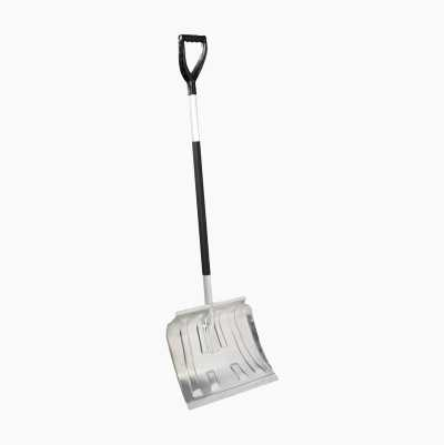 SNOW SHOVEL ALUMINIUM 500MM