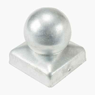 POST CAP BALL 71X71MM
