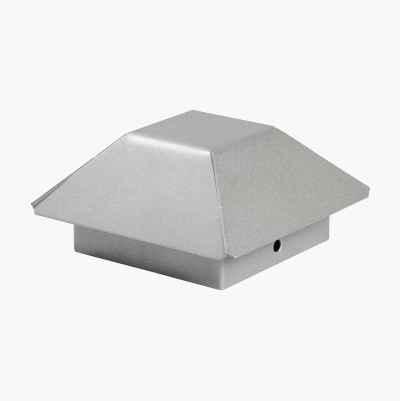 POSTCAP D 95X95X1,5MM HDG-POWD