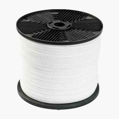 TAPE 12MM, 200M, WHITE