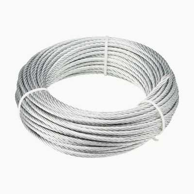STEELWIRE 4,8MM ZINKPLATED 25M