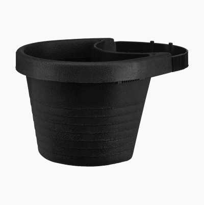 PIPE HANGING POT 3pack