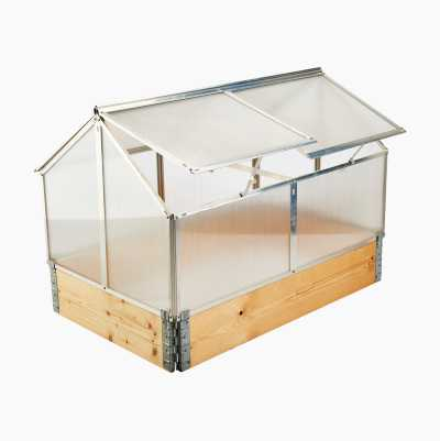 ALUGREENHOUSE FOR CULTIVATIONB