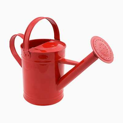 WATERING CAN RED 1L