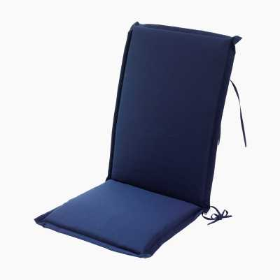 CUSHION DARK BLUE