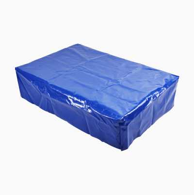 PALLET COVER - BLUE 2 PALLETS