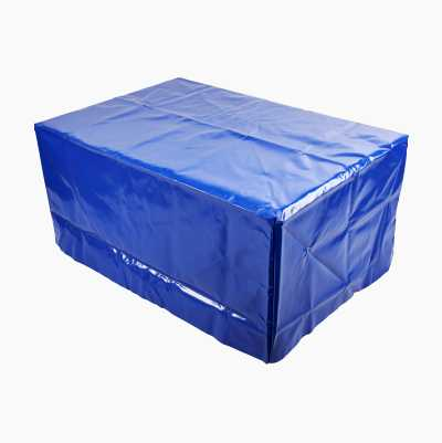 PALLET COVER - BLUE 4 PALLETS