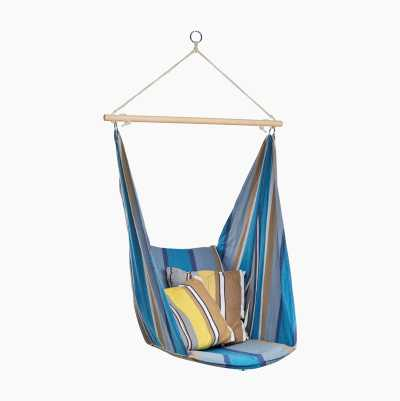 HANGING CHAIR W CUSHION