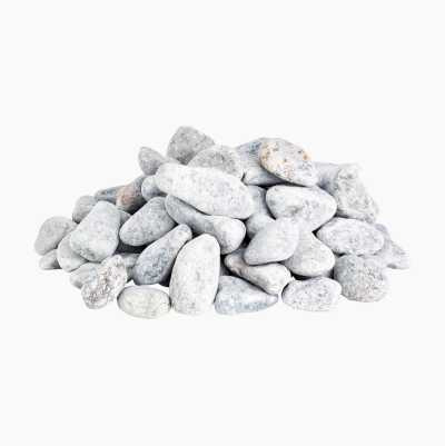 DECORATION STONES GREY 1KG