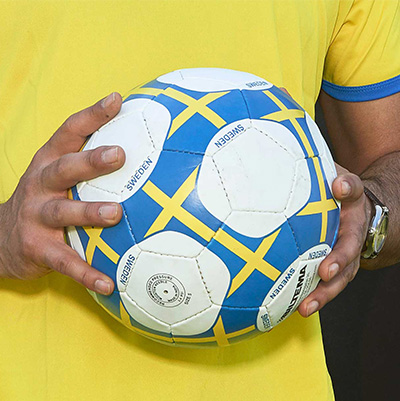 FOOTBALL NO5 SWEDISH