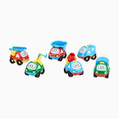 ASSORTED PLAY CAR