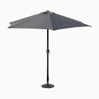 STRAIGHT UMBRELLA GRAPHITE