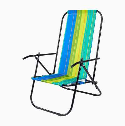 BEACH CHAIR COLORED