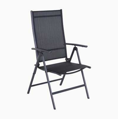 GARDEN CHAIR ALU