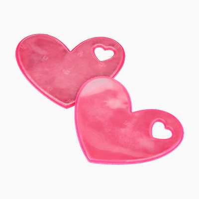 HANGER HEART 4 PCS