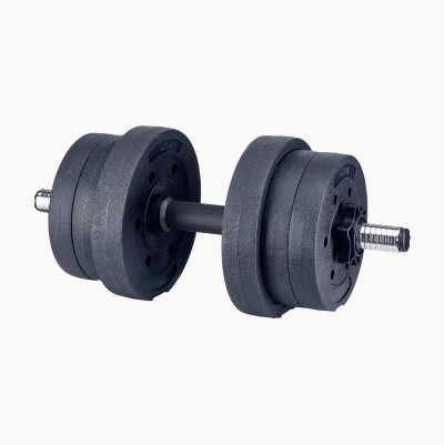 DUMBELL CEMENT SET 10,8KG