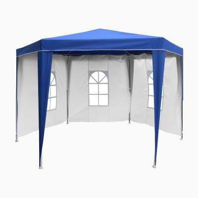 PARTY TENT 6 SIDE