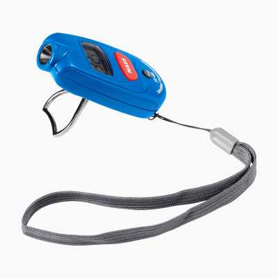 KEY RING IR THERMOMETER