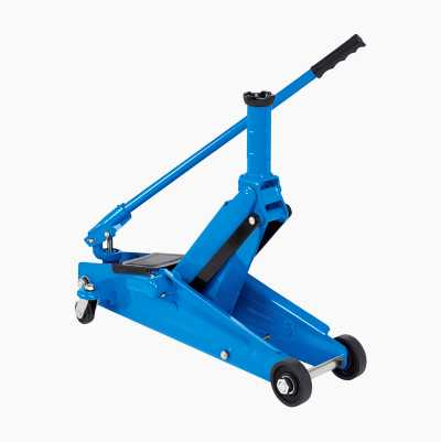 HYDRAULIC TROLLEY JACK 2.5T
