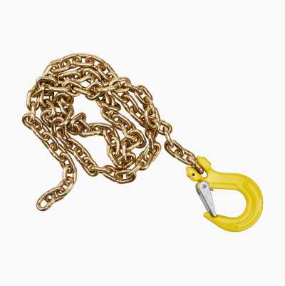 CHAIN WITH HOOK 1,6M
