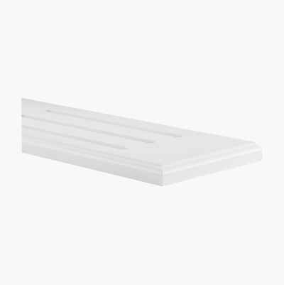 WINDOW SHELF WHITE VENT 1000
