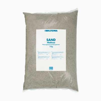 SAND FINE 0,1-0,7MM 17KG