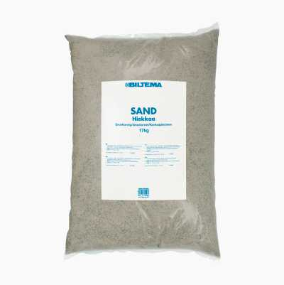 SAND COARSE 0,2-1,0MM 17KG