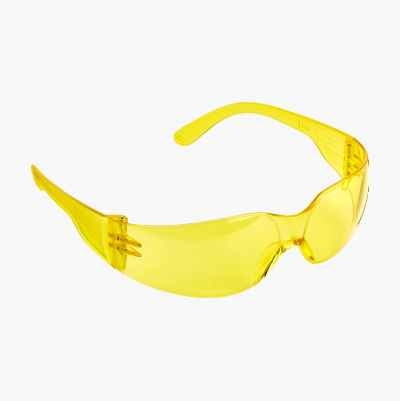 SAFETY GLASS YELLOW