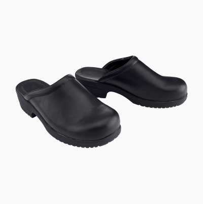 SOFT CLOGS BLACK 43