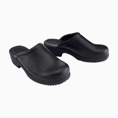 SOFT CLOGS BLACK 45