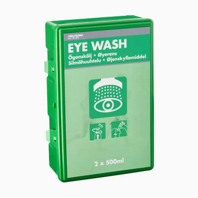 EYE WASH TWO BOTTLES