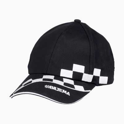 CAP BILTEMA BLACK