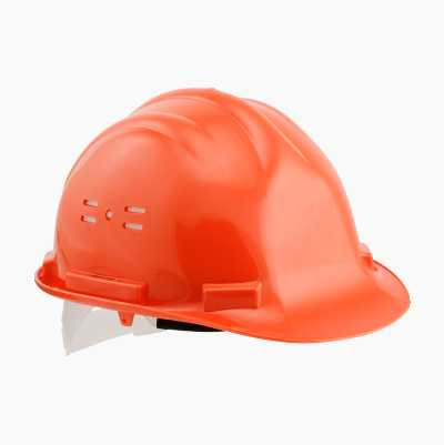 PROTECTION HELMET ORANGE