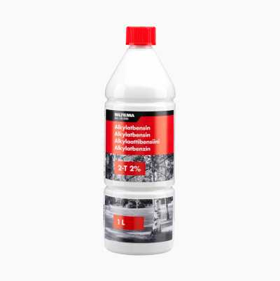 ALKYLATE PETROL 2-STROKE 2% 1L