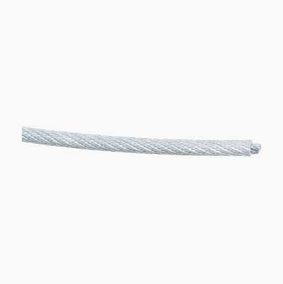 STEELWIRE 4,0-6,0MM PVC 25M