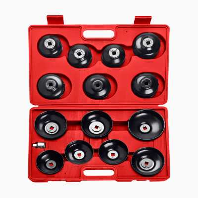 CAPOIL FILTER WRENCH 15PCS