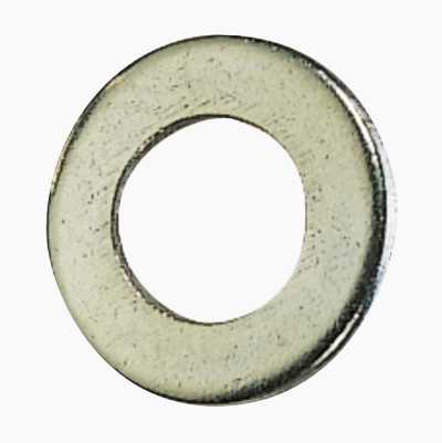 STAINLESS ST.FLAT WASHER 25PCS