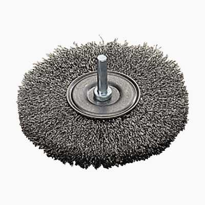 WHEEL BRUSH 100MM