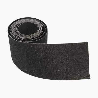 ABRASIVE ROLLS ON CLOTH