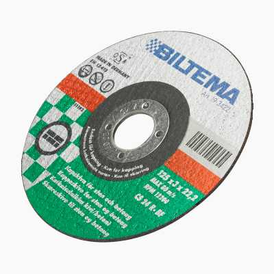 CUTTING WHEEL 125MM