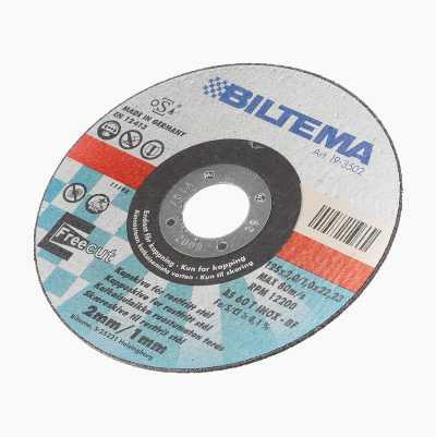 CUTTING DISC CONIC 125MM