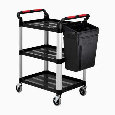 WORKING CART BLACK