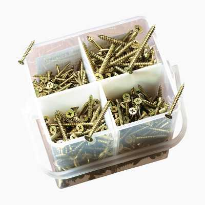 CHIPBOARD SCREW SET