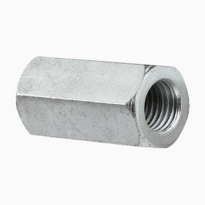 STEEL CONNECTOR NUTS M20