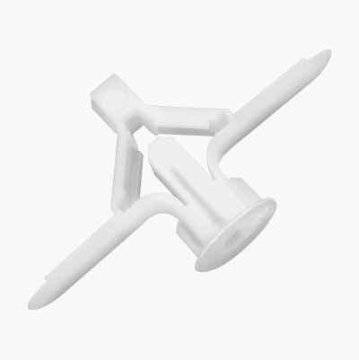 PLATEEKSPANDER, 20 STK Ø 10x20